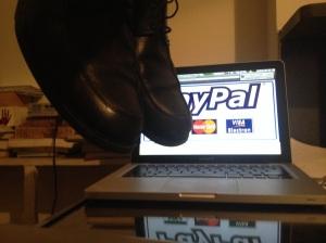 Paypal hanging
