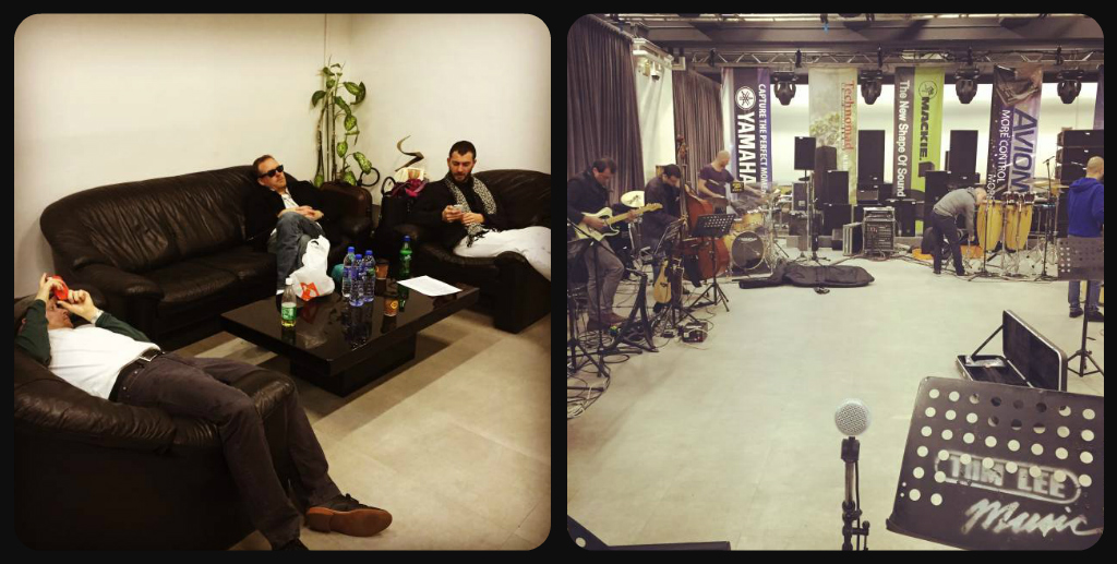HK Rehearsal collage